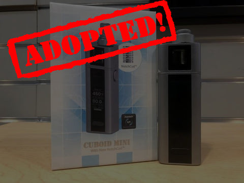 Joyetech Cuboid Mini Kit *Used*