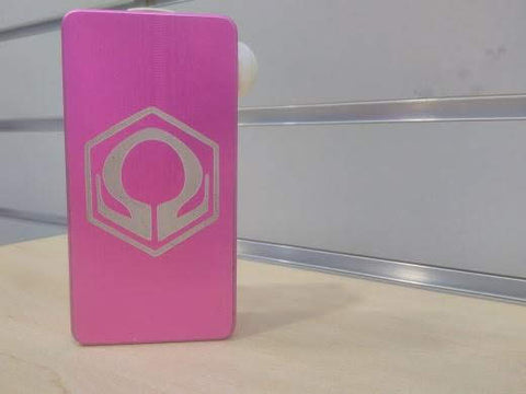 Pink HexOhm 2.1 Serial #027 *used* - Trade N Vape - Cheap vape - Craving Vapor - usa - in stock - vapor - vaping