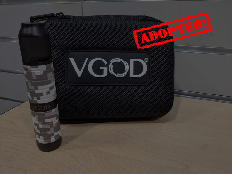 V-God Pro Mech 2 *Used* - Trade N Vape - Cheap vape - VGOD - usa - in stock - vapor - vaping