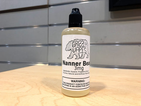 Nanner Bear - Trade N Vape - Cheap vape - Grizzly Vapes - usa - in stock - vapor - vaping