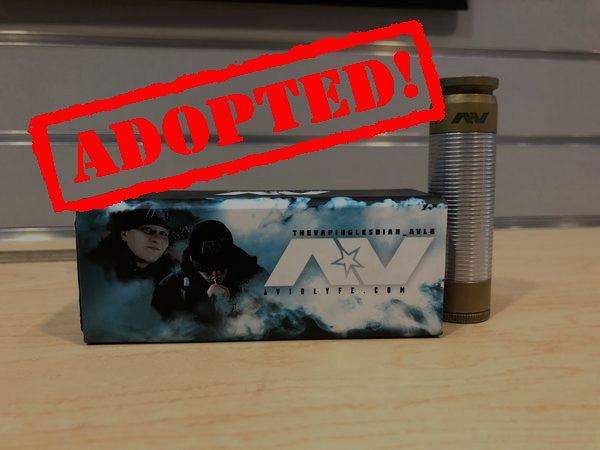 Avid Lyfe Able Tube Mod *Used* - Trade N Vape - Cheap vape - avid lyfe - usa - in stock - vapor - vaping