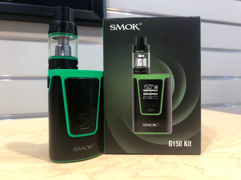 Smok G150 Box Mod *used* - Trade N Vape - Cheap vape - smok - usa - in stock - vapor - vaping