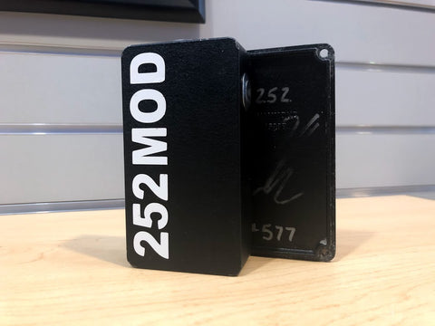 252 Mod Box Parallel *Used* - Trade N Vape - Cheap vape - 252 - usa - in stock - vapor - vaping