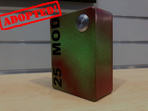 252 Mods Claymore Box Mod *used* - Trade N Vape - Cheap vape - 252 - usa - in stock - vapor - vaping