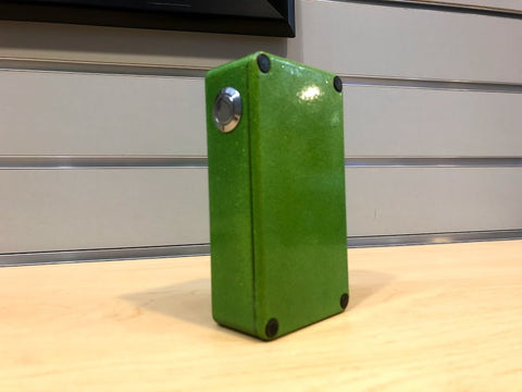 252 Mod Box Parallel Green Glitter *Used* - Trade N Vape - Cheap vape - 252 - usa - in stock - vapor - vaping