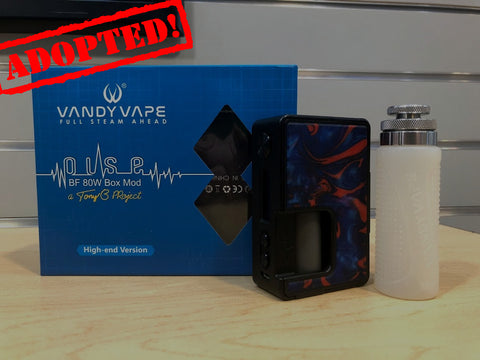 Vandy Vape Pulse BF 80w Box Mod *Used* - Trade N Vape - Cheap vape - Vandy Vape - usa - in stock - vapor - vaping