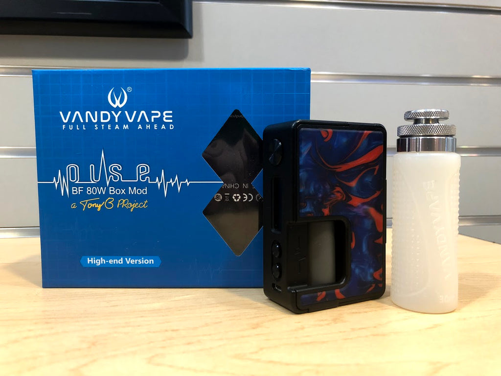 Vandy Vape Pulse BF 80w Box Mod *Used*