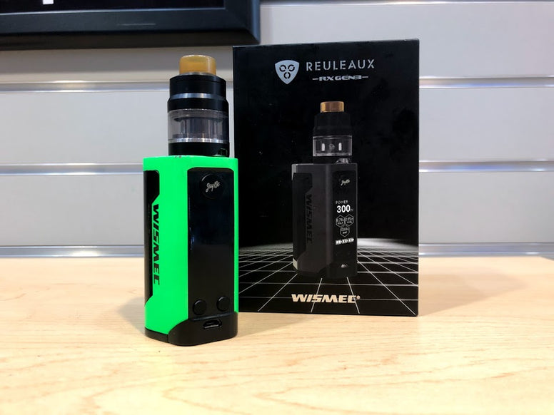 Reuleaux RX GEN3 Mod *Used* - Trade N Vape - Cheap vape - Wismec - usa - in stock - vapor - vaping