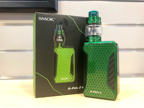 Smok H-Priv 2 Kit *used* - Trade N Vape - Cheap vape - smok - usa - in stock - vapor - vaping