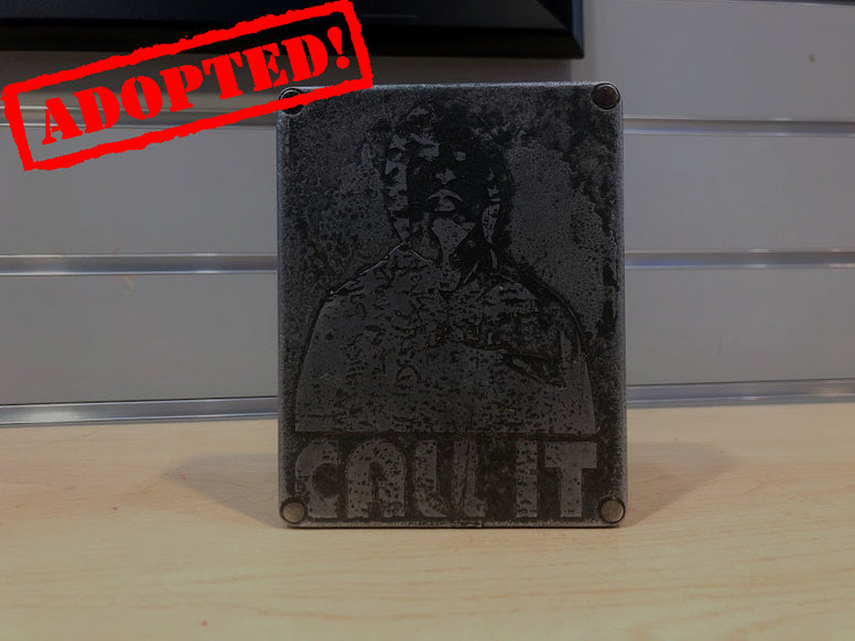 "252 Mods Claymore Box Mod ""Call It"" Edition *used* - Trade N Vape - Cheap vape - 252 - usa - in stock - vapor - vaping"