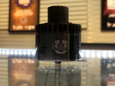 Alliance Fat Boy 46mm RDA by VaperGate *Used* - Trade N Vape - Cheap vape - Vapergate - usa - in stock - vapor - vaping
