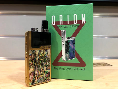 Lost Vape Orion DNA40 *Used* WITH POD - Trade N Vape - Cheap vape - Lost Vape - usa - in stock - vapor - vaping