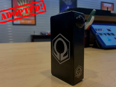 Black HexOhm 2.1 *used* Serial #6491 - Trade N Vape - Cheap vape - Craving Vapor - usa - in stock - vapor - vaping