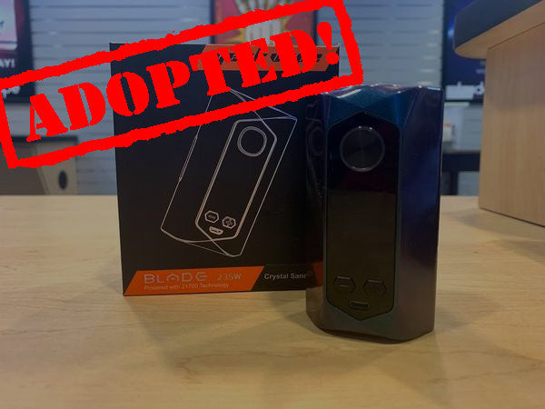 Geek Vape Blade 235w Box *Used* - Trade N Vape - Cheap vape - Geekvape - usa - in stock - vapor - vaping