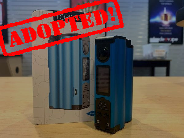 Dovpo Topside Squonk Box *Used* - Trade N Vape - Cheap vape - DOVPO - usa - in stock - vapor - vaping