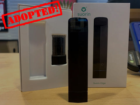 Suorin Edge *Used* - Trade N Vape - Cheap vape - Suorin - usa - in stock - vapor - vaping