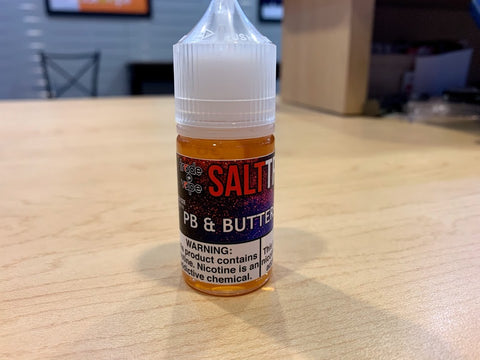PB & Butterscotch Salt Trade - Trade N Vape - Cheap vape - Trade N Vape - usa - in stock - vapor - vaping
