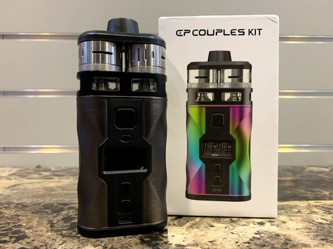 Tesla Couples Kit *Used* - Trade N Vape - Cheap vape - Tesla - usa - in stock - vapor - vaping
