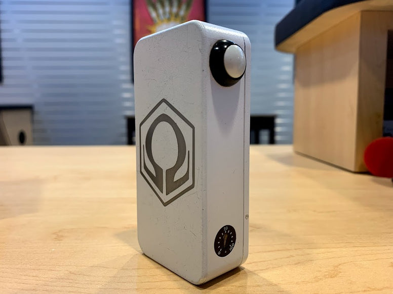 White Powder Coat HexOhm 3.0 Serial # 3788*used*