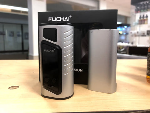 Sigelei Fuchai Duo *Used* - Trade N Vape