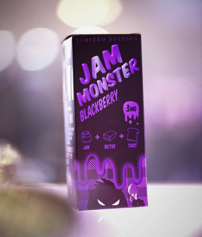 Jam Monster - BlackBerry Limited Edition - Trade N Vape - Cheap vape - Jam Monster - usa - in stock - vapor - vaping