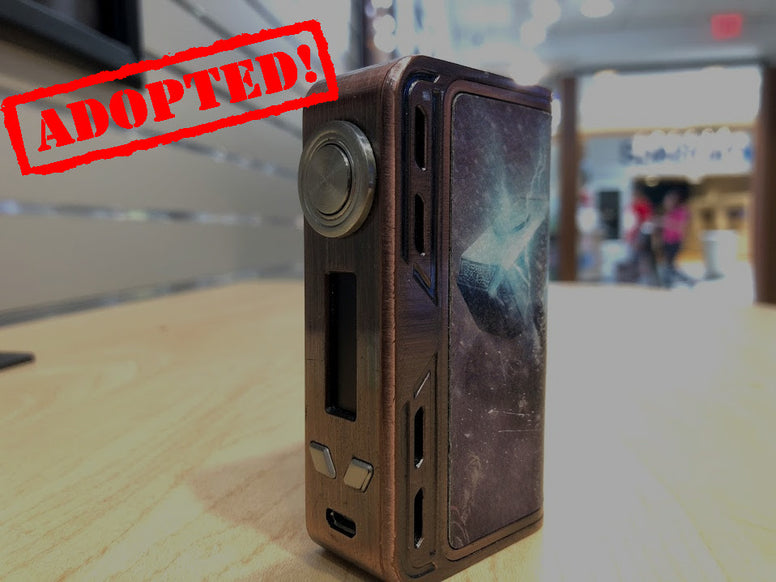 Smoant Charon 218w*Used* - Trade N Vape - Cheap vape - Smoant - usa - in stock - vapor - vaping