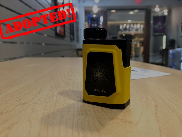iJoy Capo 100 Mod Only *Used* - Trade N Vape - Cheap vape - iJoy - usa - in stock - vapor - vaping