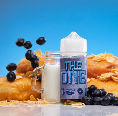 The One Blueberry *New Release*