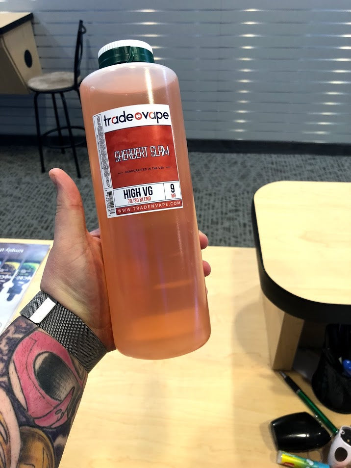 1 Liter (1000ml) Bottle of Trade N Vape Ejuice - Trade N Vape - Cheap vape - Trade N Vape - usa - in stock - vapor - vaping