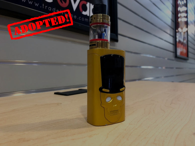 S-Priv Kit by Smok *Used* - Trade N Vape - Cheap vape - Trade N Vape - usa - in stock - vapor - vaping