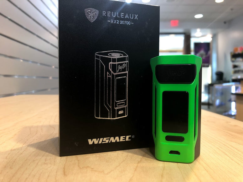 Reuleaux RX Gen3 20700 Dual Mod *Used* - Trade N Vape - Cheap vape - Wismec - usa - in stock - vapor - vaping