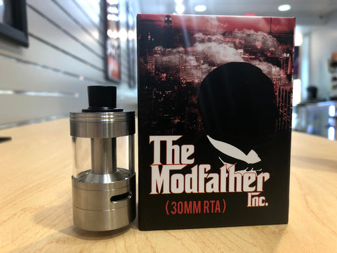The Modfather Inc 30MM RTA - Trade N Vape - Cheap vape - The Modfather - usa - in stock - vapor - vaping