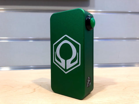 Green Anodized HexOhm 3.0 *Used* - Trade N Vape - Cheap vape - Craving Vapor - usa - in stock - vapor - vaping