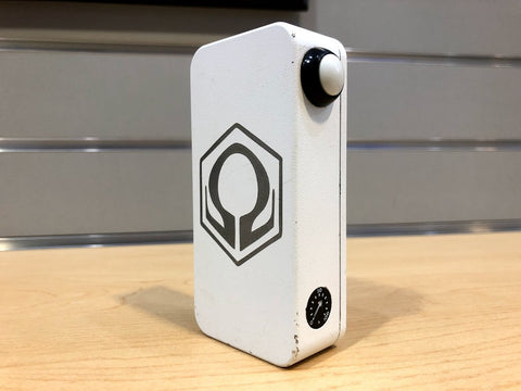 VapeMania 16 HexOhm 3.0 White *used*