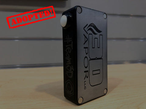 3D Vapor x VPX Edition HexOhm v2 *used* - Trade N Vape - Cheap vape - Craving Vapor - usa - in stock - vapor - vaping