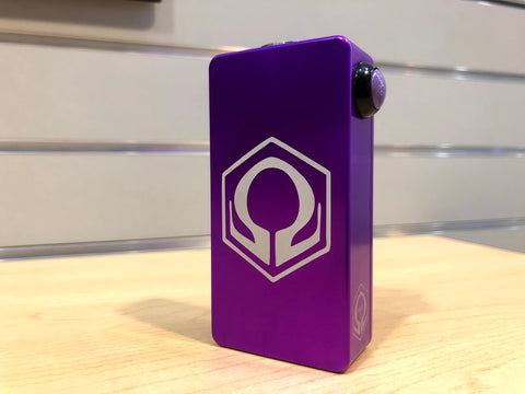 Purple HexOhm 2.1 *used* - Trade N Vape - Cheap vape - Craving Vapor - usa - in stock - vapor - vaping