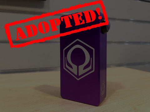 Purple HexOhm 2.1 *used*
