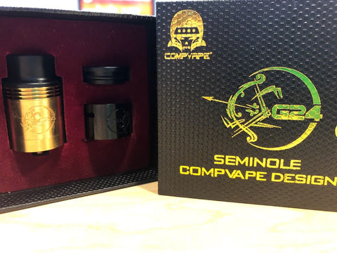 Compvape Seminole g24 *used*