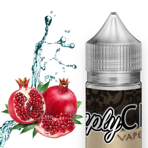 Pomegranate - SimplyCBD - Trade N Vape - Cheap vape - SimplyCBD - usa - in stock - vapor - vaping