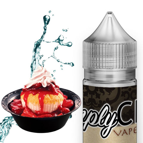 Strawberry Shortcake - SimplyCBD - Trade N Vape - Cheap vape - SimplyCBD - usa - in stock - vapor - vaping