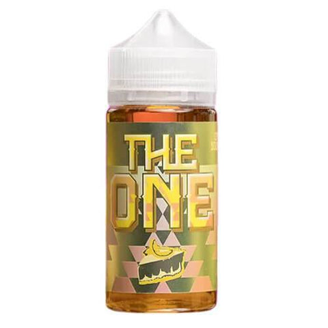 The One - Creamy Lemon Crumble Cake - Trade N Vape - Cheap vape - Beard Co - usa - in stock - vapor - vaping