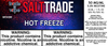 Hot Freeze Salt Trade - Trade N Vape - Cheap vape - Trade N Vape - usa - in stock - vapor - vaping