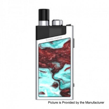 SmokTech Trinity ALPHA Kit w/ Pod - Trade N Vape - Cheap vape - smok - usa - in stock - vapor - vaping