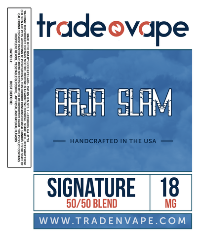 Baja Slam - Trade N Vape - Cheap vape - Trade N Vape - usa - in stock - vapor - vaping
