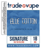 Blue Cotton - Trade N Vape - Cheap vape - Trade N Vape - usa - in stock - vapor - vaping