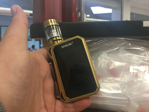 Gold Gpriv kt Used - Trade N Vape