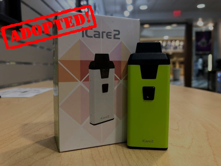 iCare 2 Kit *Used* - Trade N Vape - Cheap vape - Eleaf - usa - in stock - vapor - vaping