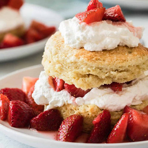Strawberry Shortcake Salt
