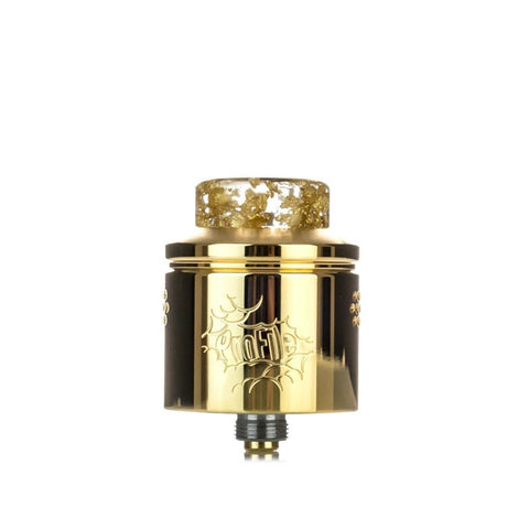 Gold Profile RDA with Extras *Used*