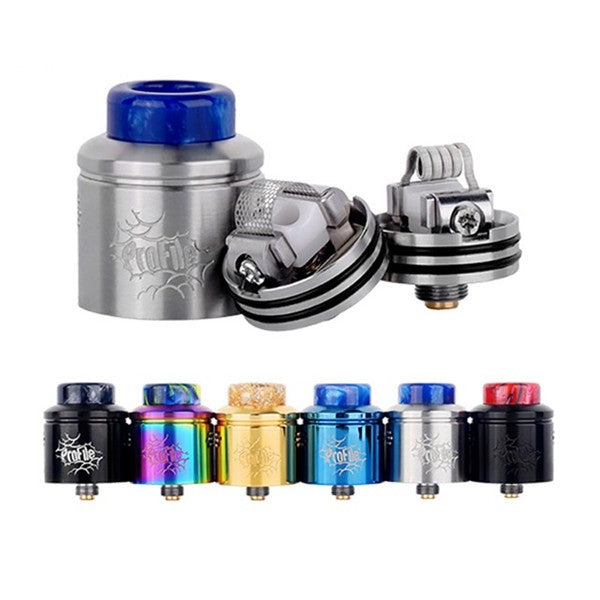 Wotofo Profile RDA 24mm - Trade N Vape - Cheap vape - Wotofo - usa - in stock - vapor - vaping